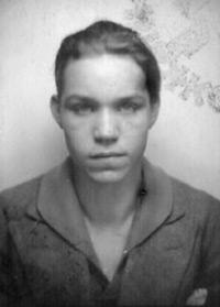 Der junge Carl Baumann